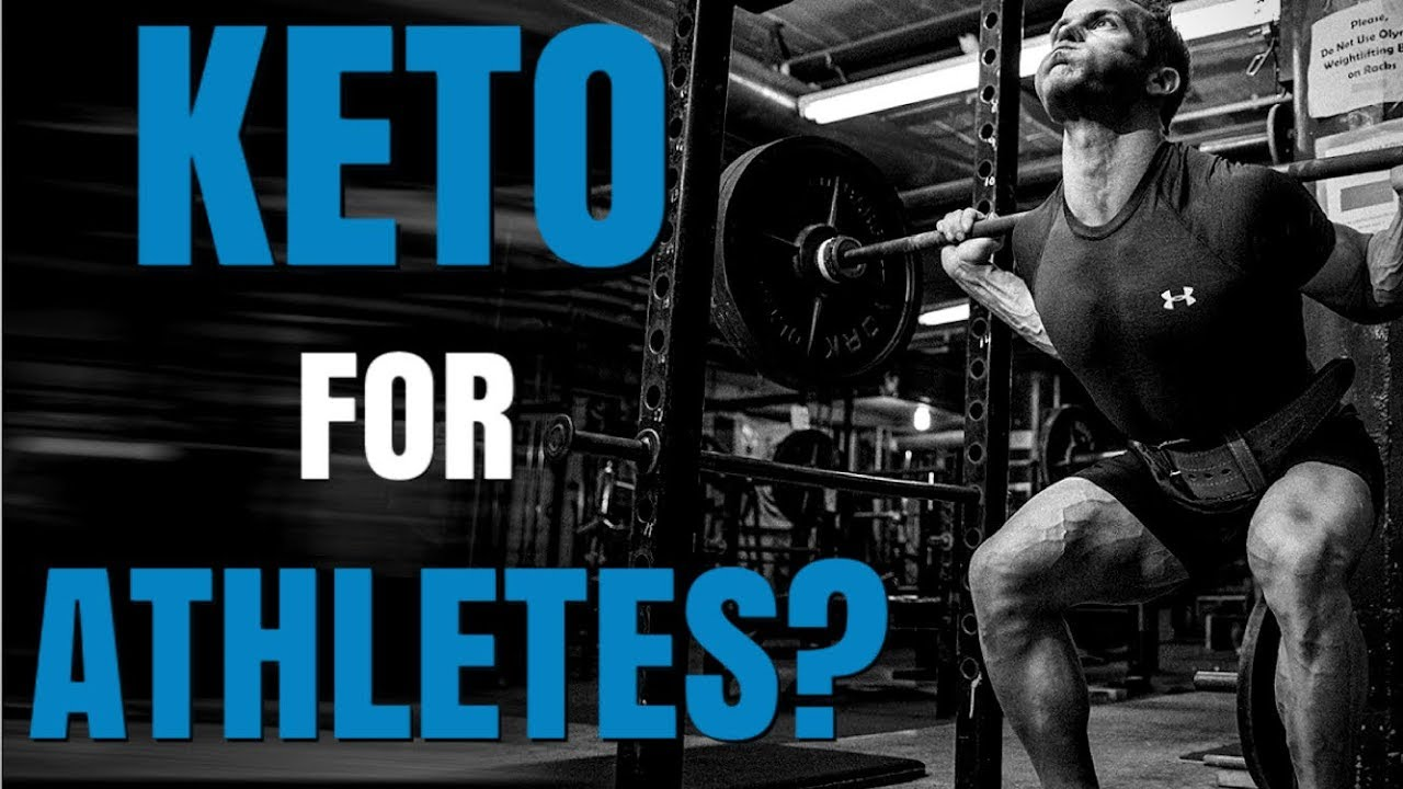 what athletes use the keto diet