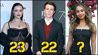 13 Reasons Why From Oldest to Youngest
