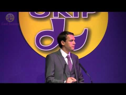 Chris Wood - UKIP South East Conference 2014