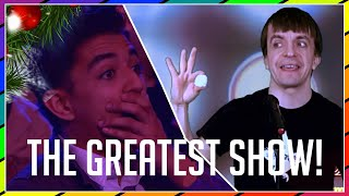 The Greatest Christmas Show MAGIC SINGING STAND UP SPECIAL