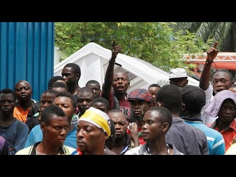DR Congo: leaders of opposition group in police custody