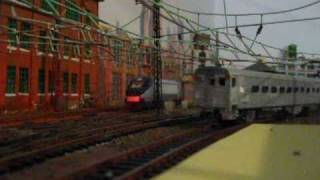 PRRNORTHEASTCORRIDOR 6.0 Acela Silverliners GG-1s metroliners Aem7s and E33s