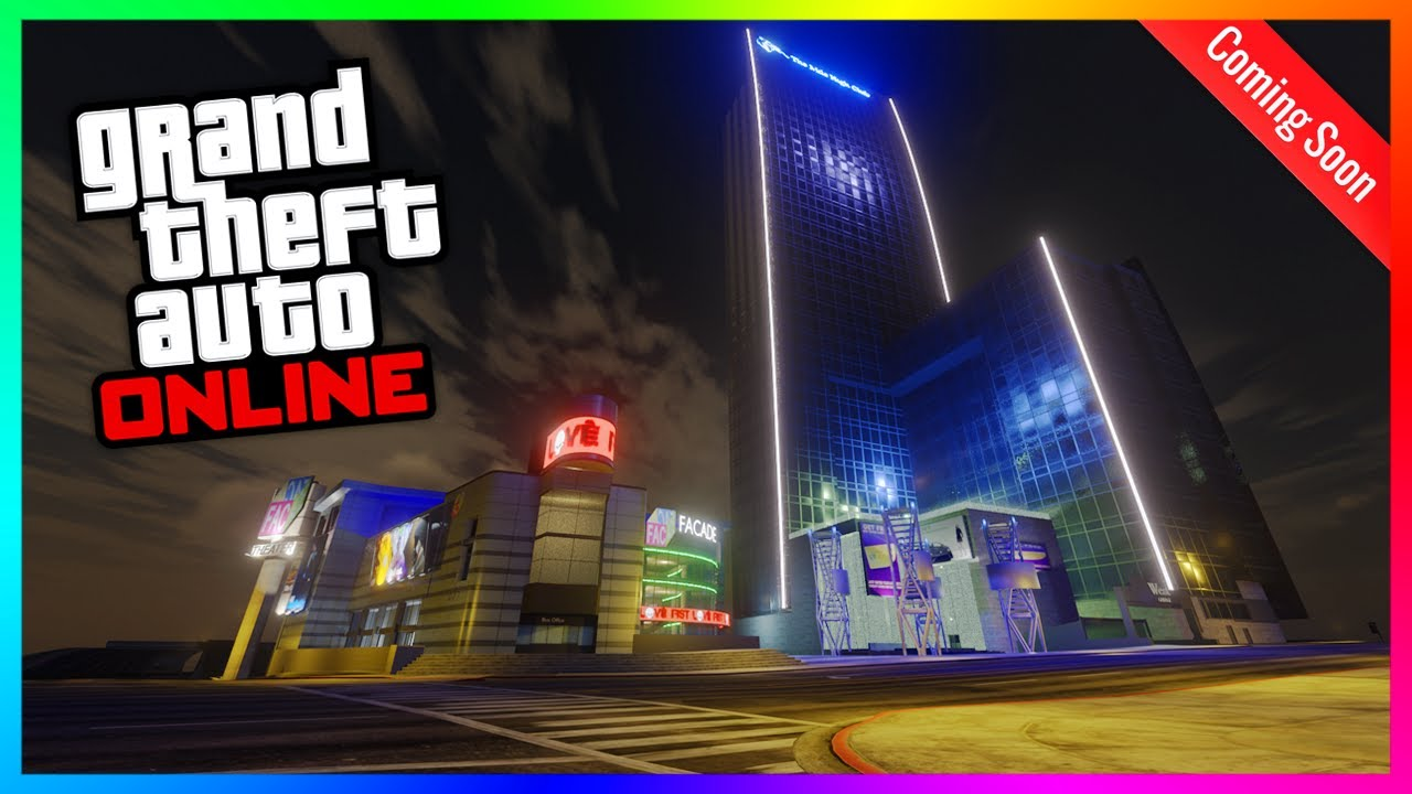 The Mile High Club Building Coming To GTA 5 Online In The BIGGEST DLC Update Ever Later This Year?