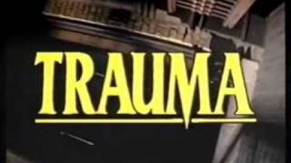 TRAUMA (1993) Regia Dario Argento - Trailer Cinematografico