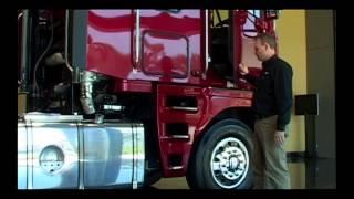 Freightliner Argosy Evolution Walkaround Part-3