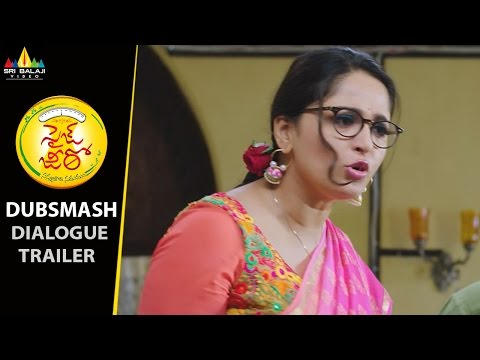 Size Zero Dubsmash Dialogue Trailer | Anushka Shetty | Arya | Sri Balaji Video
