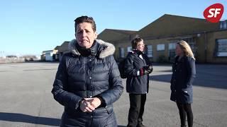 Pia Olsen Dyhr og SF vil oprette en jordrensningsfond