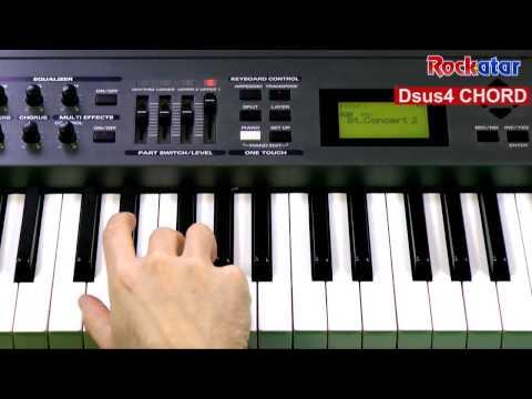 Dsus4 Piano Chord Worshipchords