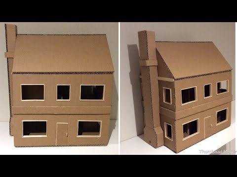 how-to-make-a-house-out-of-cardboard