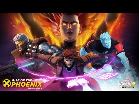 MARVEL ULTIMATE ALLIANCE 3: X-Men Rise of the Phoenix DLC 2 | The Game Awards Trailer