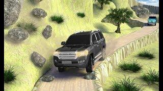 Real Offroad Prado Driving Games: Mountain Climb Android Gameplay screenshot 1