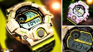 Gambar cover Casio G-Shock Master of G Rangeman | Wildlife Promising Earthwatch GW9404KJ-3JR