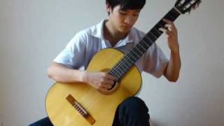 [Lớp học Guitar cổ điển] I miss you by Per-Olov Kindgren