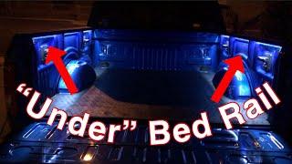 DIY LED Truck Bed Lights