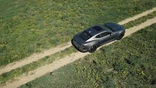Chevrolet Camaro 2019 с коптера