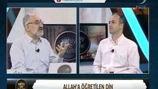12-05-2017 Allah'a Öğretilen Din – Yrd Doç Dr Emre DORMAN – Vahiy ve Hayat – Hilal TV 2017 Video