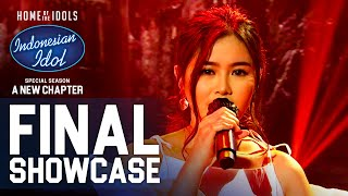MELISA - WILLOW (Taylor Swift) - FINAL SHOWCASE - Indonesian Idol 2021