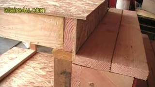 Dealing With Building Material Differences -stair Treads, Landing And Floor Problems
