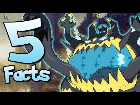 5 Facts About The Ultra Beast Guzzlord That You Probably Didn't Know | UB-05 Glutton | Pokemon Facts