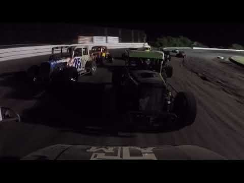 South Texas Speedway Feature 8-4-2018 Rear Cam