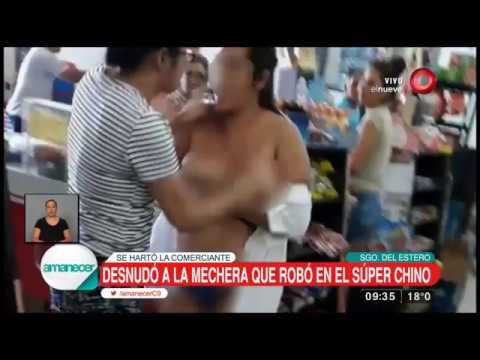 Mechera En InsólitoDesnudó Que La A El Súper Robó Chino zSUVjpMLqG