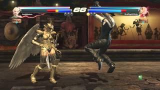 Tekken Tag Tournament 2 - Angel/Devil Jin Casual Session