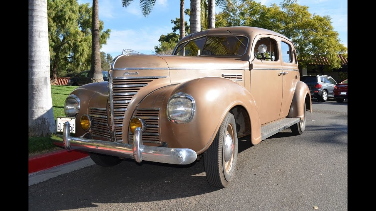 Sold 1939 plymouth sedan ca family owned since new youtube for 1939 plymouth 2 door sedan