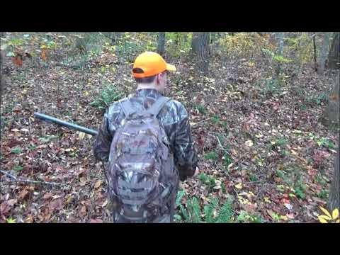 Virginia Muzzle Loader Hunt VA State Forest