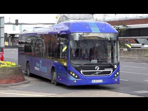 Heathrow Central bus station 4th March 2017