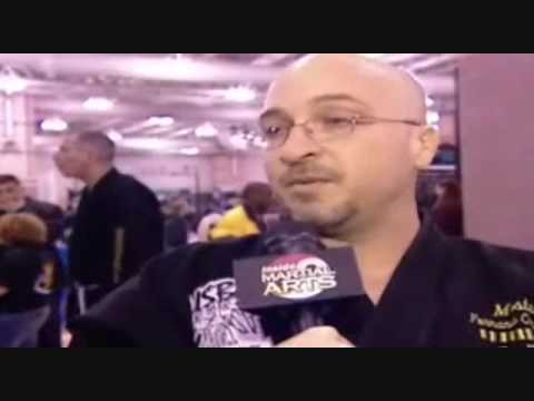 Inside Martial Arts TV 2005 – Interview Master Camareno & Gary Reho from Team Bergamo