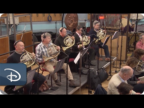 'Rivers of Light' Music Recording Session |...