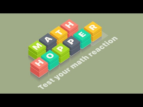 Math Hopper - Official Trailer
