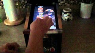 Mini Virtual Pinball, Video # 1 (Build Out)