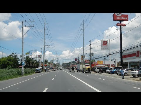 ride-tour-mayapa-to-crossing-calamba-city,-laguna- -4k