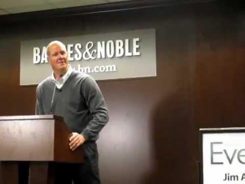 Jim Abbott discusses new book Imperfect