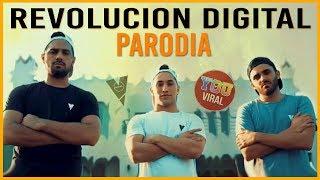 REVOLUCIÓN DIGITAL (Parodia Oficial) - Viral thumbnail