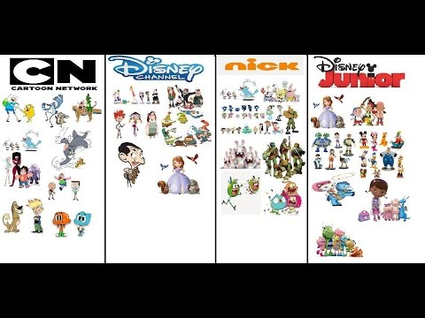 Random Picture Of Cartoons On Cartoon Network Nick Disney Channel And Disney Junior Youtube