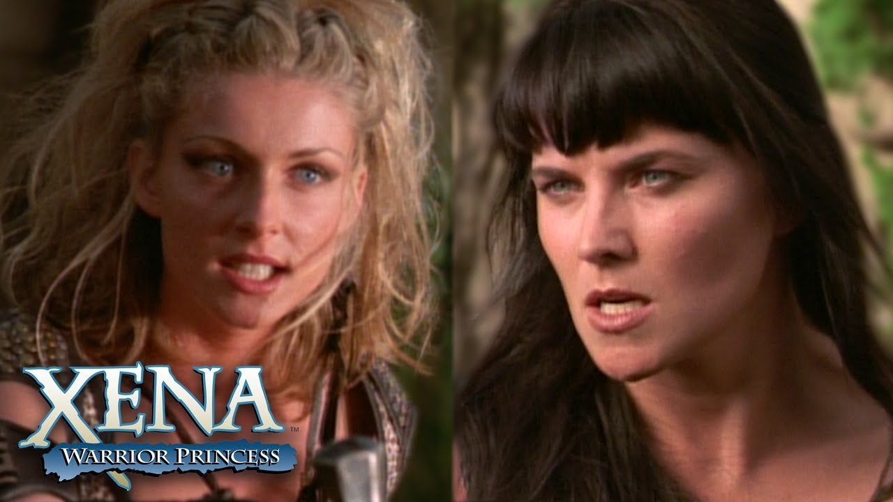 Who Will Be the Next God of War? | Xena: Warrior Princess ...