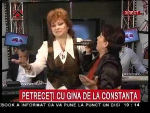 Gina de la Constanta & Formatia- Cine seamana cu mine
