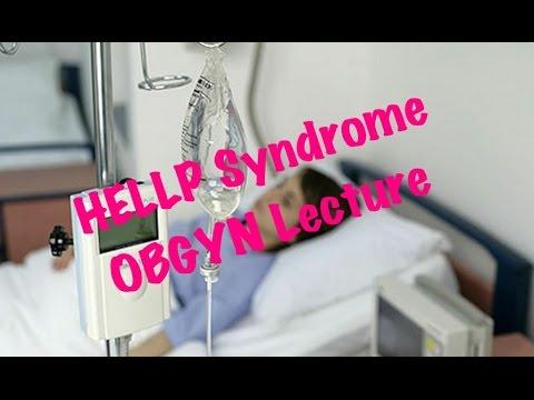 QUICK OBGYN: HELLP syndrome ( severe preeclampsia )