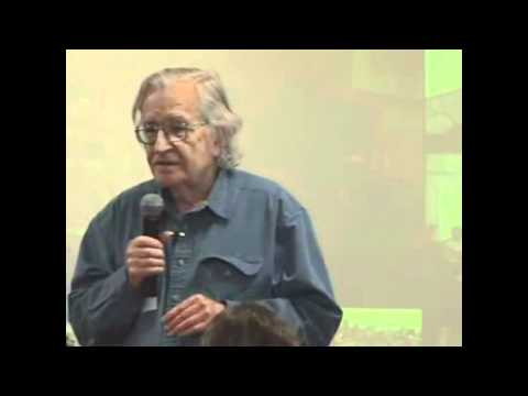 noam chomsky on universal grammar and the genetics of language with captioning