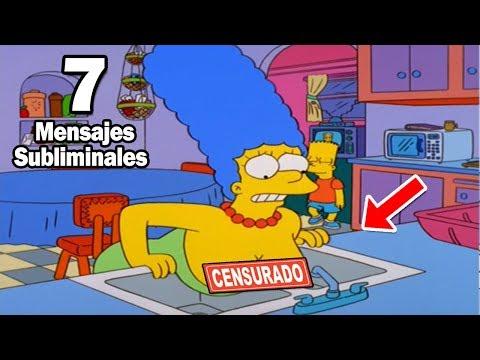 7 Mensajes Subliminales De Los Simpson Que Nunca Habías Notado