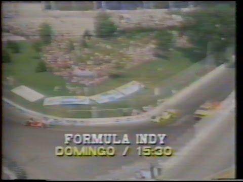 Intervalo: Jornal Bandeirantes/Flamingo Road (11/07/1991)