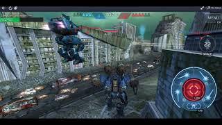 War Robots Gameroo l  CJ3000 vs KRYLON