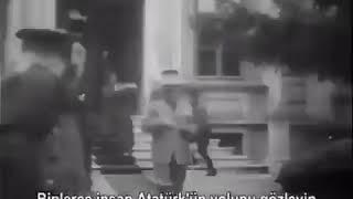 'İnanılmaz Türk' ismiyle 1958'de Amerika'da yayınlanan belgeselden bir kesit...