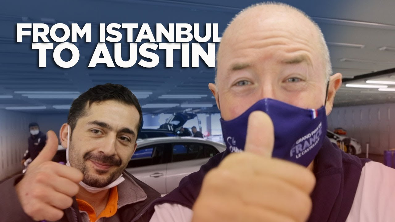 Download From Istanbul to Austin with F1 Photographer Kym Illman