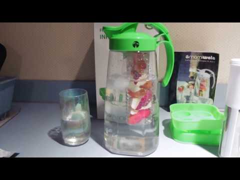 Fruit & Tea Infusion Water Pitcher review!