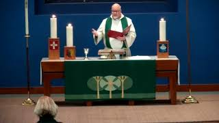 United Lutheran Church in Grand Forks, ND - Worship for Sunday, October 10, 2021
