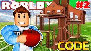 Roblox | VAMY BOY DRAGGED to REMOVE the TREE HOUSE BUILT in #2 TreeLands-(New Code) | Kia Breaking