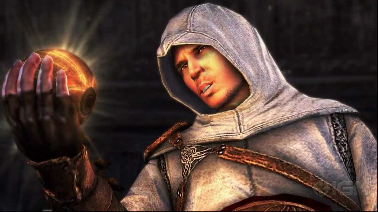 Assassin S Creed Revelations Altair And The Apple Youtube